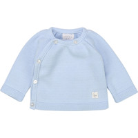 Oblečenie Chlapci Tričká s dlhým rukávom Carrément Beau Y95232 Modrá