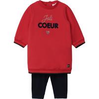 Oblečenie Dievčatá Komplety a súpravy Carrément Beau Y98082 Viacfarebná