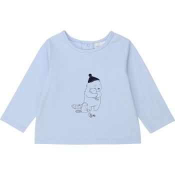Oblečenie Chlapci Tričká s dlhým rukávom Carrément Beau Y95249 Modrá