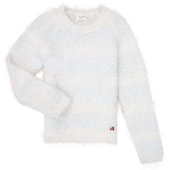 Oblečenie Dievčatá Svetre Carrément Beau Y15348 Modrá