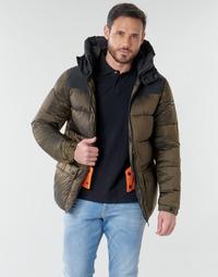 Oblečenie Muži Vyteplené bundy Scotch & Soda 158279 Bronzová