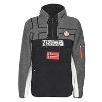 Oblečenie Muži Flísové mikiny Geographical Norway RIAKOLO Čierna