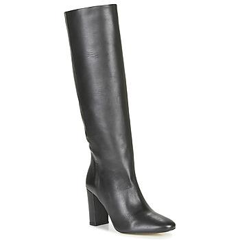 Topánky Ženy Čižmy do mesta Jonak CALIME Čierna