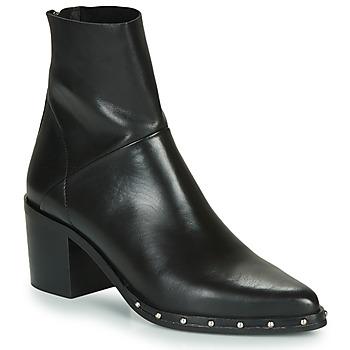 Topánky Ženy Čižmičky Jonak DACCA Čierna