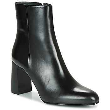Topánky Ženy Čižmičky Jonak Debani Čierna