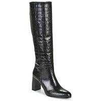 Topánky Ženy Čižmy do mesta Jonak DEBANUM Čierna