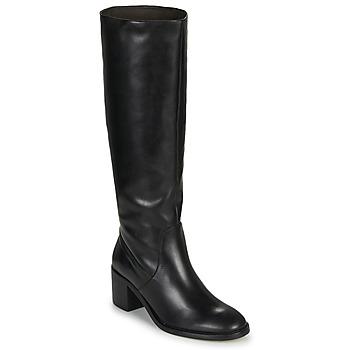 Topánky Ženy Čižmy do mesta Jonak MAMELI Čierna