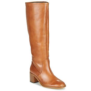 Topánky Ženy Čižmy do mesta Jonak MAMELI Ťavia hnedá