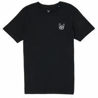 Oblečenie Chlapci Tričká s krátkym rukávom Jack & Jones JJAARHUS TEE Čierna