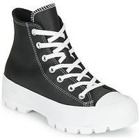 Topánky Ženy Členkové tenisky Converse Chuck Taylor All Star Lugged - Foundational Leather Čierna