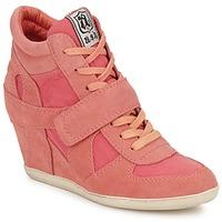 Topánky Ženy Členkové tenisky Ash BOWIE Ružová / Pastelová