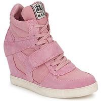 Topánky Ženy Členkové tenisky Ash COOL Ružová
