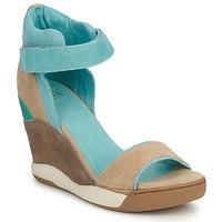 Topánky Ženy Sandále Ash HELOISE Hnedá / Modrá