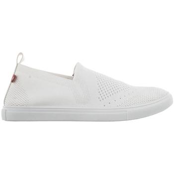 Topánky Ženy Slip-on Big Star FF274A608 Biela
