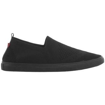 Topánky Ženy Slip-on Big Star FF274A609 Čierna