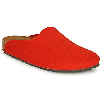 Topánky Ženy Nazuvky Birkenstock AMSTERDAM Červená