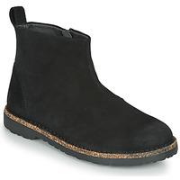 Topánky Ženy Polokozačky Birkenstock MELROSE Čierna