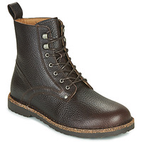 Topánky Muži Polokozačky Birkenstock BRYSON Hnedá