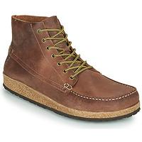 Topánky Muži Polokozačky Birkenstock MARTON Hnedá