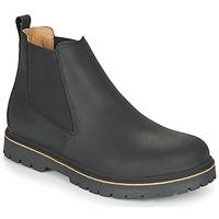 Topánky Muži Polokozačky Birkenstock STALON Čierna