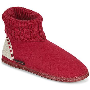 Topánky Ženy Papuče Giesswein FREIBURG Červená