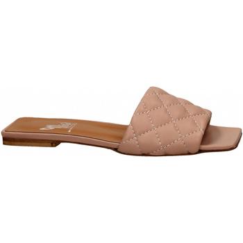 Topánky Ženy Šľapky Mivida CHIFFON nude