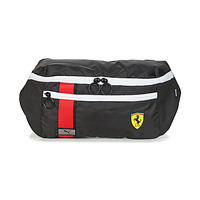 Tašky Muži Ľadvinky Puma Ferrari Race Waist Bag Čierna / Červená / Žltá