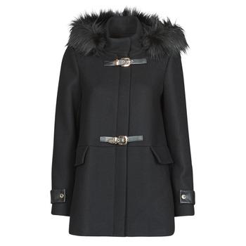 Oblečenie Ženy Kabáty Morgan GCALIS Čierna