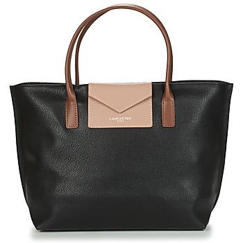 Tašky Ženy Veľké nákupné tašky  LANCASTER MAYA Čierna