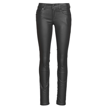 Oblečenie Ženy Rifle Slim  Pepe jeans NEW BROOKE Čierna