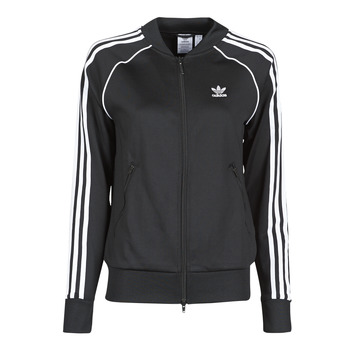 Oblečenie Ženy Vrchné bundy adidas Originals SST TRACKTOP PB Čierna