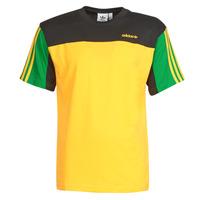 Oblečenie Muži Tričká s krátkym rukávom adidas Originals CLASSICS SS TEE Zlatá
