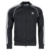 Oblečenie Muži Vrchné bundy adidas Originals SST TT P BLUE Čierna