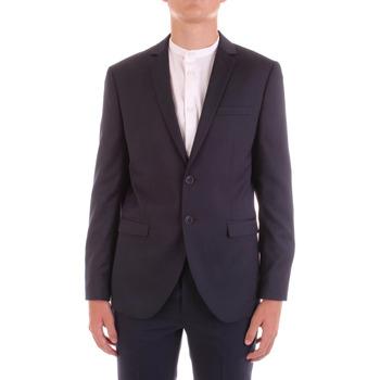 Oblečenie Muži Saká a blejzre Selected 16066442 Blu