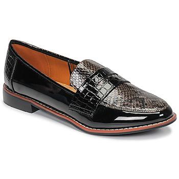 Topánky Ženy Mokasíny Moony Mood NOULIE Čierna