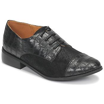 Topánky Ženy Derbie Moony Mood NOULESSE Čierna