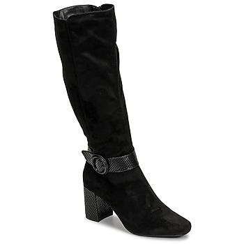 Topánky Ženy Čižmy do mesta Moony Mood NISTI Čierna