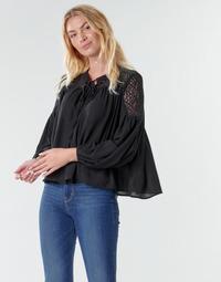 Oblečenie Ženy Blúzky Molly Bracken R1521H20 Čierna