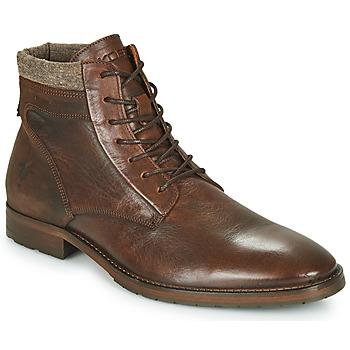 Topánky Muži Polokozačky Kost VENTURA 46 Hnedá