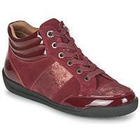 Topánky Ženy Členkové tenisky Damart 57079 Bordová