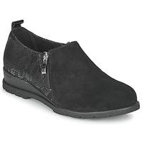 Topánky Ženy Derbie Damart 64290 Čierna