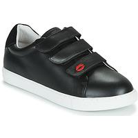 Topánky Ženy Nízke tenisky Bons baisers de Paname EDITH LEGENDE Čierna