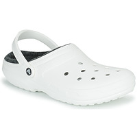Topánky Nazuvky Crocs CLASSIC LINED CLOG Biela