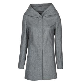 Oblečenie Ženy Kabáty Moony Mood NANTE Šedá