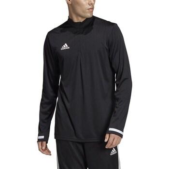 Oblečenie Muži Tričká s dlhým rukávom adidas Originals Team 19 Biela,Čierna