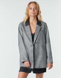 Oblečenie Ženy Kabáty Kaporal LEILY Čierna