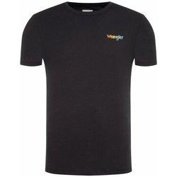 Oblečenie Muži Tričká a polokošele Wrangler T-shirt  Good times bleu