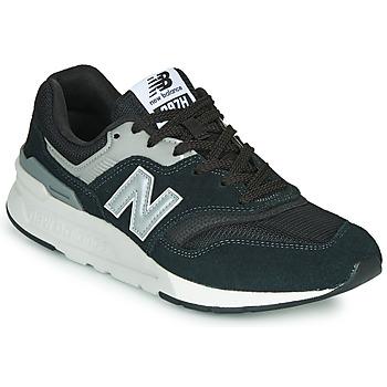 Topánky Muži Nízke tenisky New Balance 997 Čierna / Strieborná