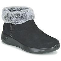 Topánky Ženy Polokozačky Skechers ON-THE-GO JOY Čierna