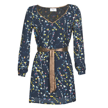 Oblečenie Ženy Krátke šaty Betty London NOUCE Námornícka modrá